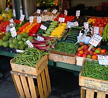Produce by BotanicalJesus