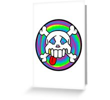Psychedelic #2 Greeting Card