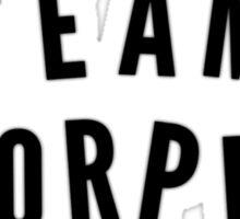 """""""TEAM SCORPEON"""" - Scorpion (large) Sticker"""
