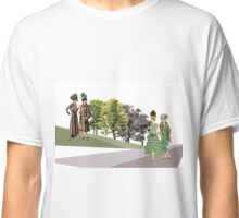 THE SUNDAY STROLL Classic T-Shirt