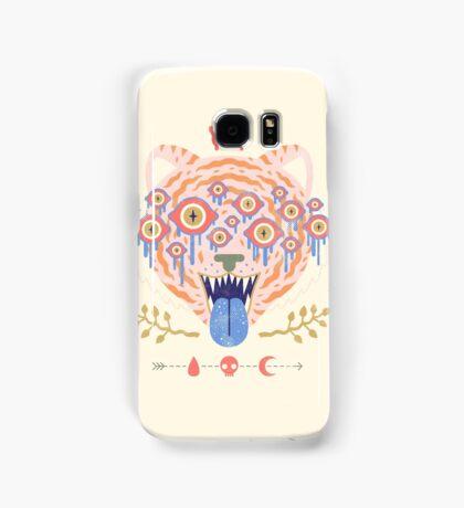 Eyes of the Tiger Samsung Galaxy Case/Skin