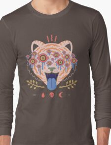 Eyes of the Tiger Long Sleeve T-Shirt