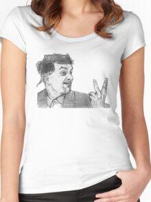 Rik Women's Fitted Scoop T-Shirt