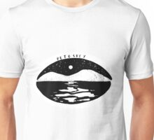 Petoskey- the view across the bay Unisex T-Shirt