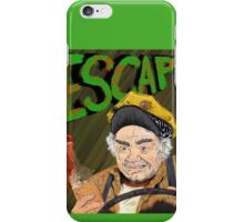 Cabbie's Escape! iPhone Case/Skin