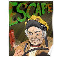 Cabbie's Escape! Poster