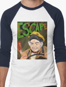 Cabbie's Escape! Men's Baseball ¾ T-Shirt