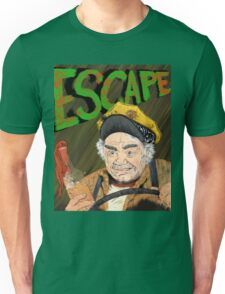Cabbie's Escape! Unisex T-Shirt