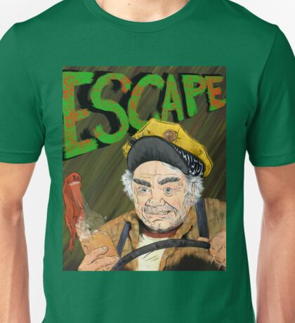 Cabbie's Escape! Unisex T-Shirt