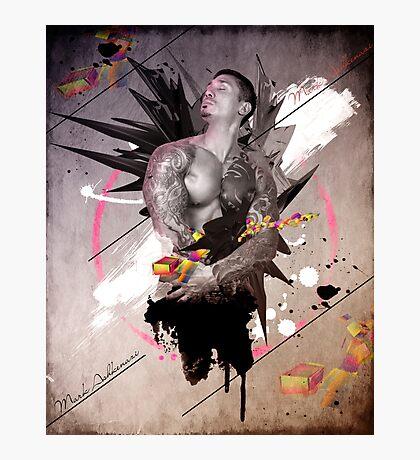 adam    Photographic Print
