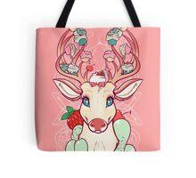 Cupcake Deer! Tote Bag