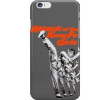 Kung Fu Attack Girls iPhone Case/Skin