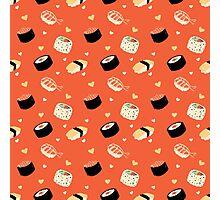 Sushi Sushi Photographic Print