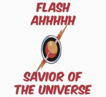 Flash Gordon One Piece - Short Sleeve