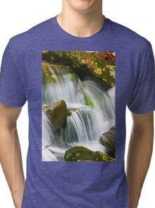 CASCADE 0013 Tri-blend T-Shirt