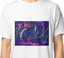 Kandinsky, fuzzy logic and chaos theory Classic T-Shirt