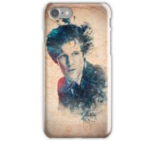 Matt Smith - Doctor Who #11 iPhone Case/Skin