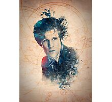 Matt Smith - Doctor Who #11 Photographic Print