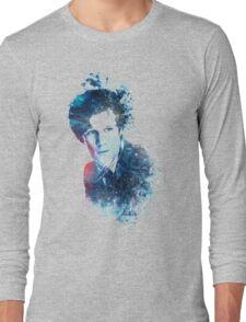 Matt Smith - Doctor Who #11 Long Sleeve T-Shirt