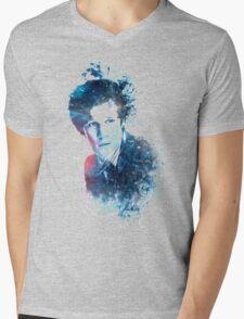 Matt Smith - Doctor Who #11 Mens V-Neck T-Shirt