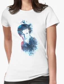 Matt Smith - Doctor Who #11 Womens Fitted T-Shirt