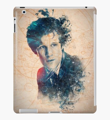 Matt Smith - Doctor Who #11 iPad Case/Skin