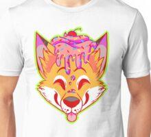 Cupcake Fox Unisex T-Shirt