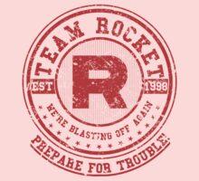 Team Rocket Kids Tee