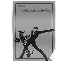 Wolfwood Poster