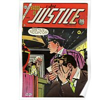 Badge of Justice No. 22 Poster