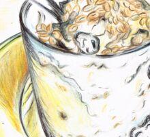 Banana Muselli for Breakfast  Sticker