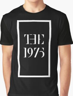 1975 white Graphic T-Shirt
