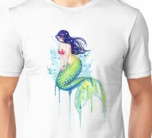 Mermaid Splash Unisex T-Shirt