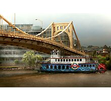 City - Pittsburg PA - Great memories Photographic Print