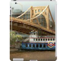 City - Pittsburg PA - Great memories iPad Case/Skin