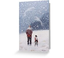 Remembering Christmases Past Greeting Card