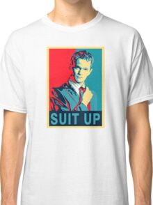 SUIT UP Classic T-Shirt