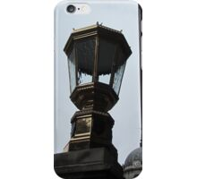 London City lamp post  iPhone Case/Skin
