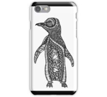 Peculity the Penguin iPhone Case/Skin