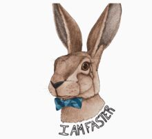 Mr Hare Is Faster Kids Clothes