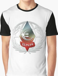 Galactic Nomanaut Alliance  Graphic T-Shirt
