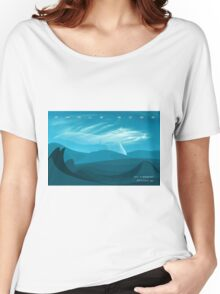 Whale Song part 3 Women's Relaxed Fit T-Shirt