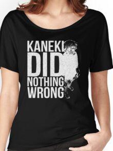 Kaneki Ken! (white) Women's Relaxed Fit T-Shirt