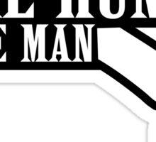 KARL HUNGUS - KABLE MAN Sticker