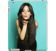 Camila for iHeart Radio Jingle Ball 2016 pt 2  iPad Case/Skin