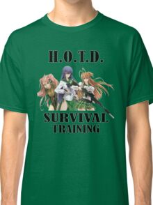 Survival Training Classic T-Shirt