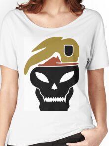 Rambo skull Women's Relaxed Fit T-Shirt