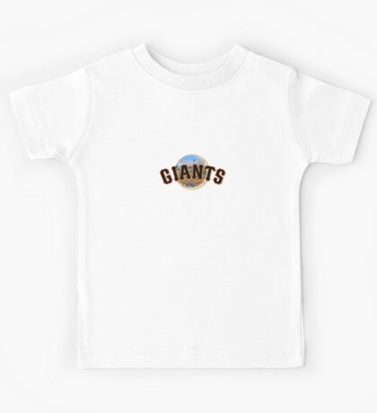 San Francisco Giants Stadium Logo Kids Tee