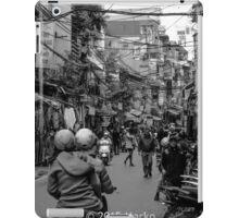 Mayhem in Hanoi? iPad Case/Skin