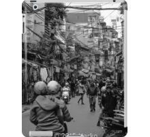 Mayhem in Hanoi? iPad Case/Skin
